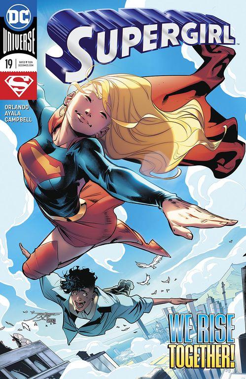 Supergirl 19 Cover art by Jorge Jimenez and Alejando Sanchez.jpg