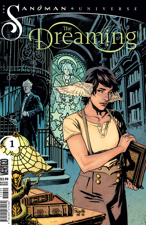The Dreaming Promo art by Yanick Paquette.jpg