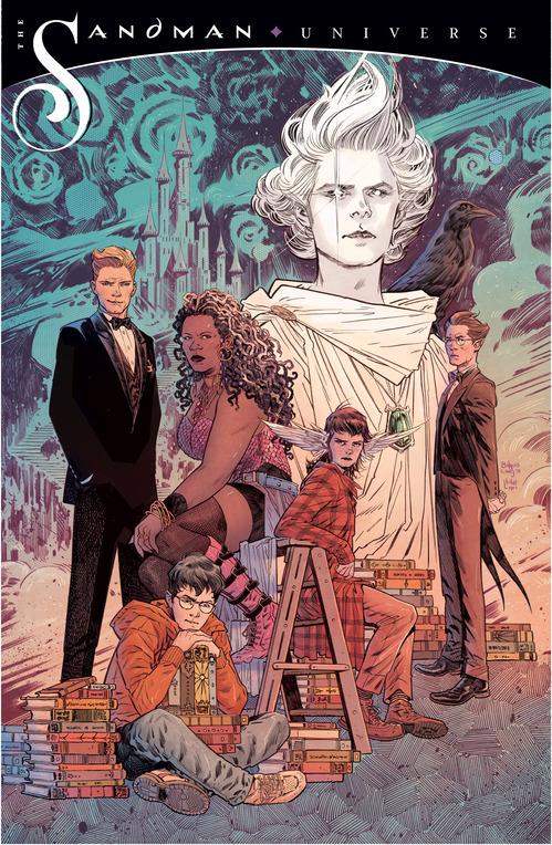 The Sandman Universe promo by Bilquis Evely.jpg
