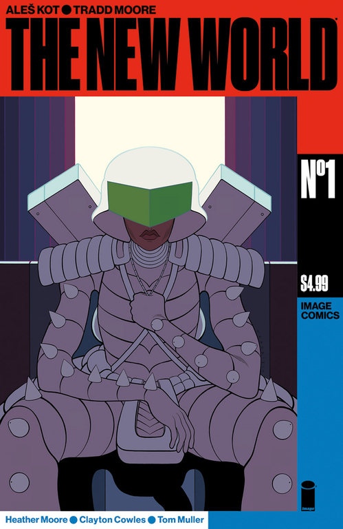 The 15 Best Sci-Fi & Fantasy Comics of 2018 :: Comics