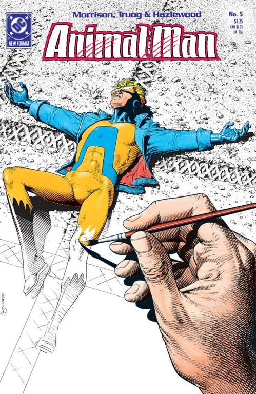 The 15 Best Grant Morrison Comics of All Time :: Comics :: Grant