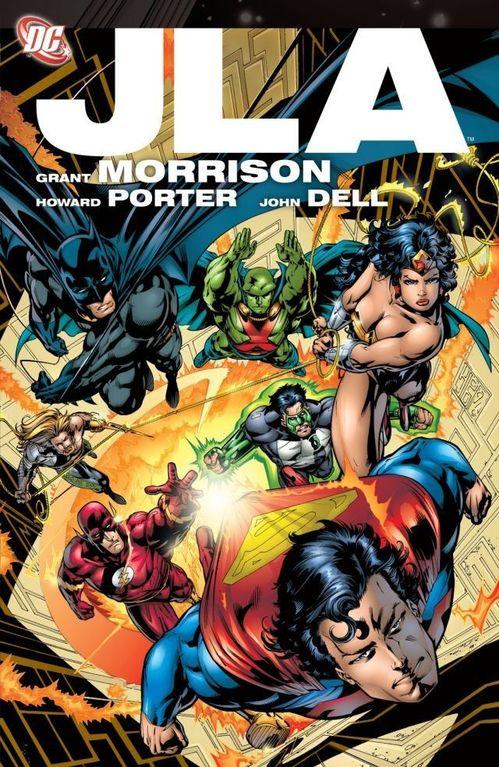 The 15 Best Grant Morrison Comics of All Time :: Comics