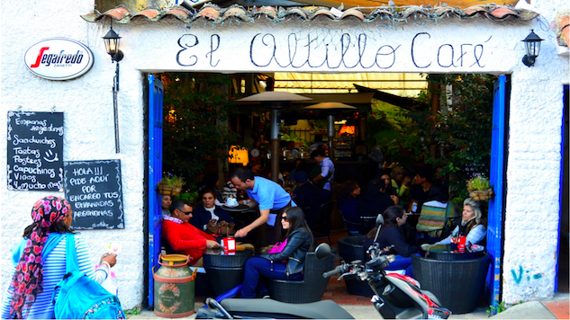 The 10 Coolest Cafes in Bogota, Colombia