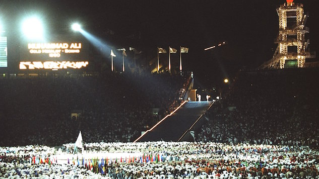 Olympics Flashback 11 Key Moments Of Atlanta 1996
