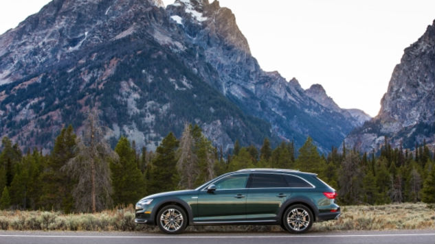 Why the 2017 Audi Allroad Is My Favorite Car of the Year So Far