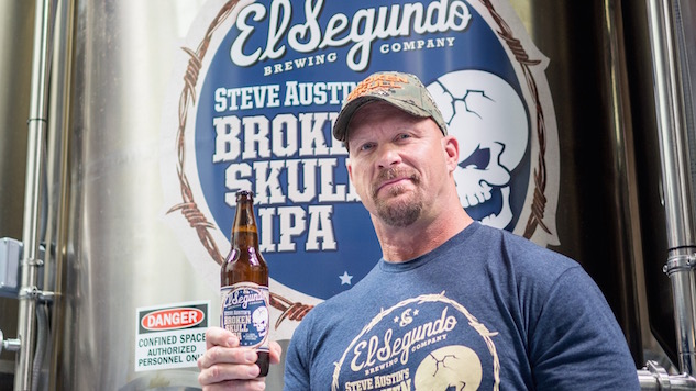 Stone Cold Steve Austin Talks Ipas Drink Features