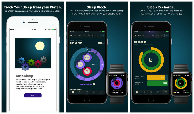 The 10 Best Apps to Help You Get a Good Night's Sleep :: Tech