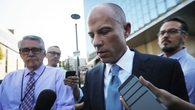 Michael Avenatti Promised to Be A Liberal Version of Trump, and Like Trump, He Owes the IRS Tons of Money
