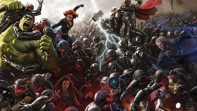 <i>Avengers: Age of Ultron</i>