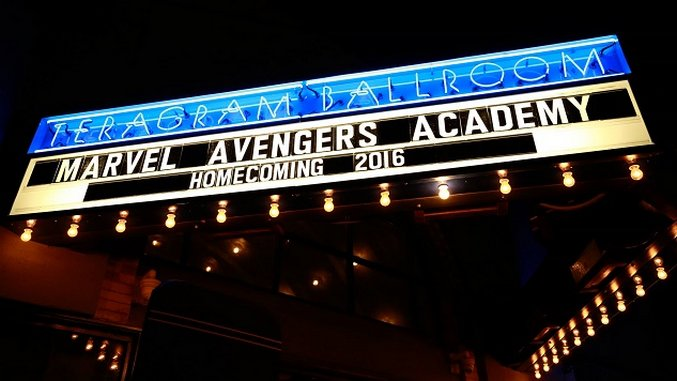 Marketing and Mortality at the <i>Avengers Academy</i> Launch Party