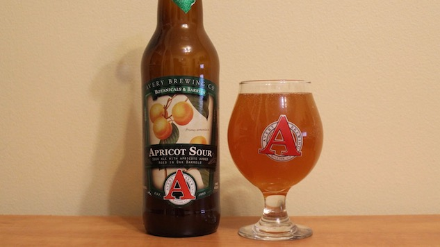 Avery Apricot Sour Review