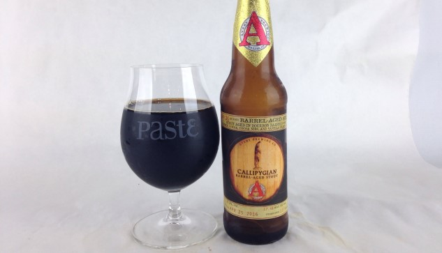 Avery Callipygian Imperial Stout Review