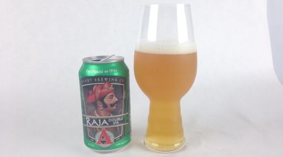 Avery Brewing Co. Raja DIPA Review