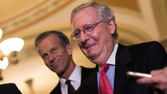 Majority of voters disapprove GOP tax plan, says helps wealthy