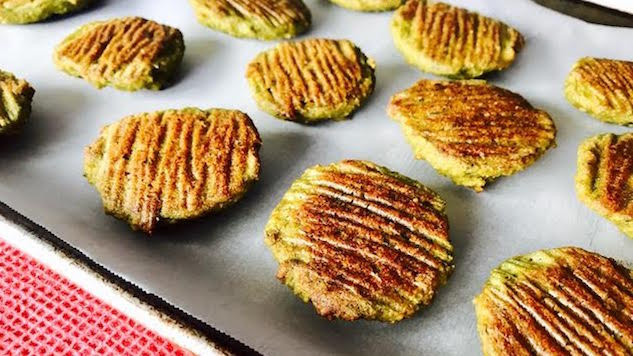 Recipe for Fitness: The Best Crispy Baked Falafel