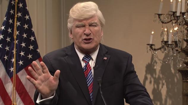 Today's Funniest Joke: Alec Baldwin Gets Another Emmy Nod for His Terrible Trump Impersonation