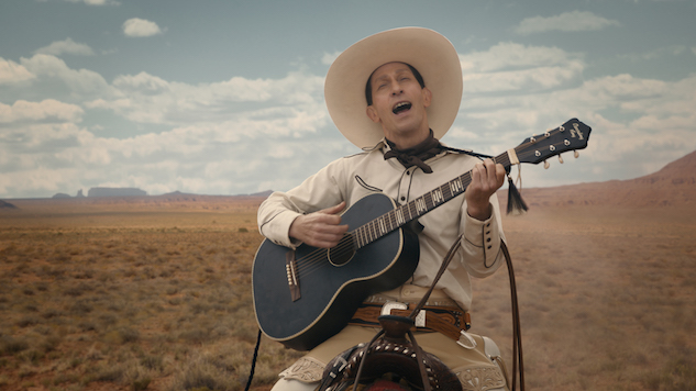 Exclusive: Watch the Video for a New Song from <i>The Ballad of Buster Scruggs</i> Soundtrack, Out on Vinyl This Month
