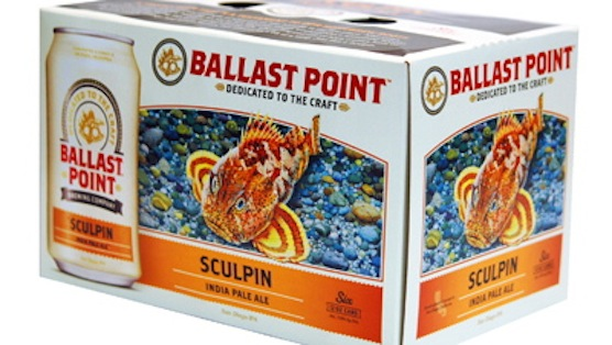 Ballast Point Sculpin Review