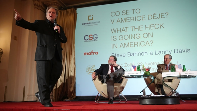 The Media's Obsession with Steve Bannon Proves They Still Haven't Learned How Ideas Spread