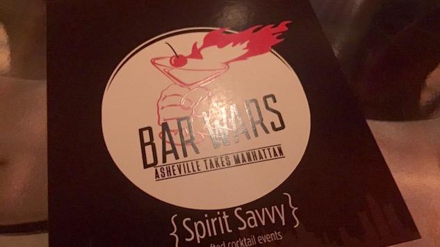 Bar Wars: Finding The Best Manhattan In Asheville