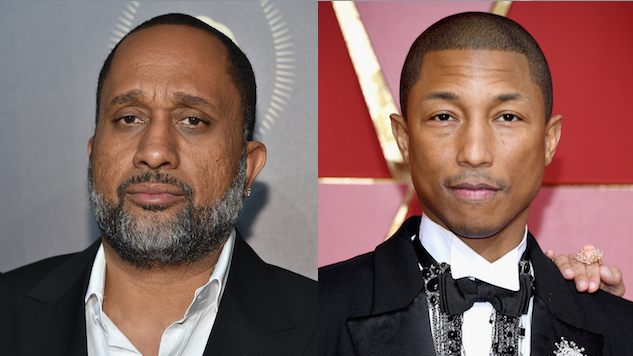 Kenya Barris and Pharrell Williams to Collaborate for Juneteenth Musical