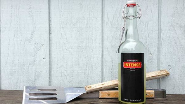 Ginger Liqueur is Totally a Thing You Want