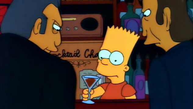 Cooking <i>The Simpsons</i>: &#8220;Supoib&#8221; Manhattan