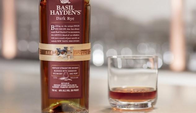 Basil Hayden's Dark Rye Review