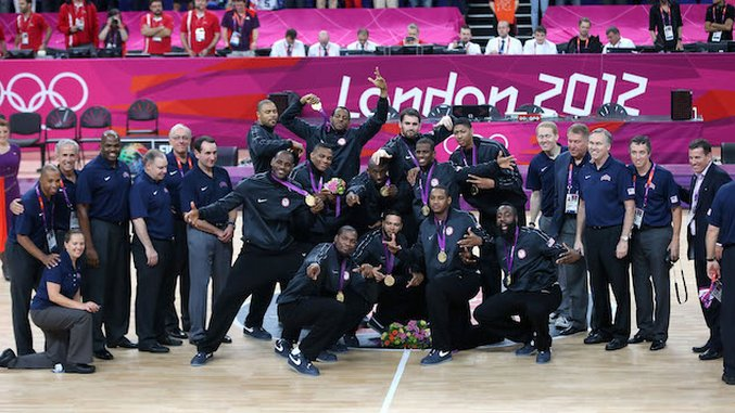 Here Are Some Possible USA Men's Olympic Basketball Lineups