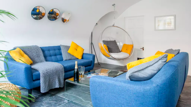 Airbnb Guide: Bath, England