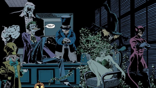 DC Is Reportedly Making a Two-Part Animated Film of <i>Batman: The Long Halloween</i>