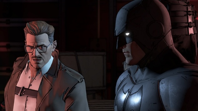 <i>Realm of Shadows</i> is Less Telltale's Batman and More Telltale's Bruce Wayne
