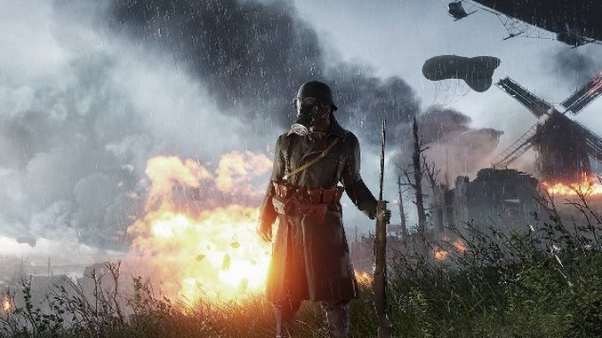<i>Battlefield 1</i> Can't Overcome Its Own Restlessness