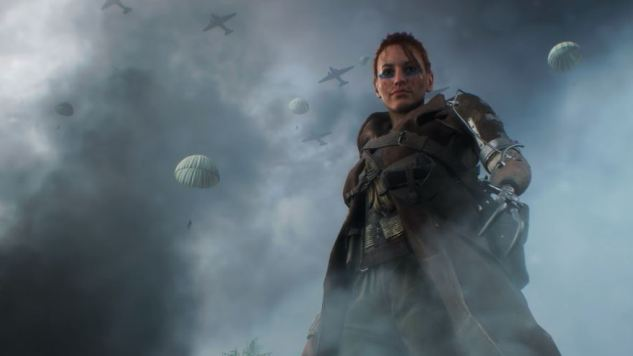 The Culture Wars Churn On with Fake Outrage Over <i>Battlefield V</i>