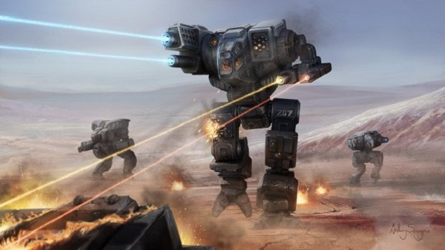 <i>Battletech</i> Revels in the Cost of War
