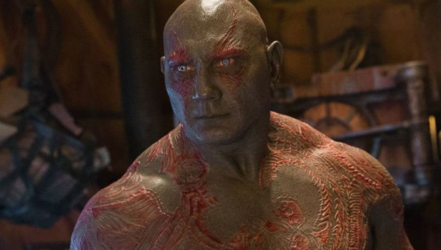 Dave Bautista Threatens to Quit <i>GOTG Vol. 3</i> if James Gunn's Script Isn't Used