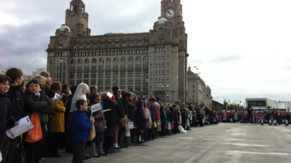 "Beatles Fans Set World Record to Celebrate 50th Anniversary of ""Love Me Do"""