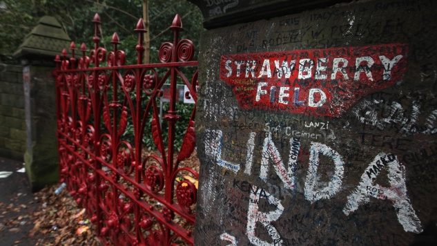 The Curmudgeon: Strawberry Fields Forever