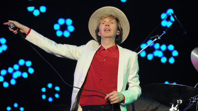 "Listen to Beck's Remix of U2's ""Love Is Bigger Than Anything In Its Way"""