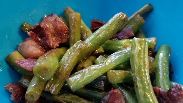 Beer in the Kitchen: How To Make Green Beans With Bacon and Beer