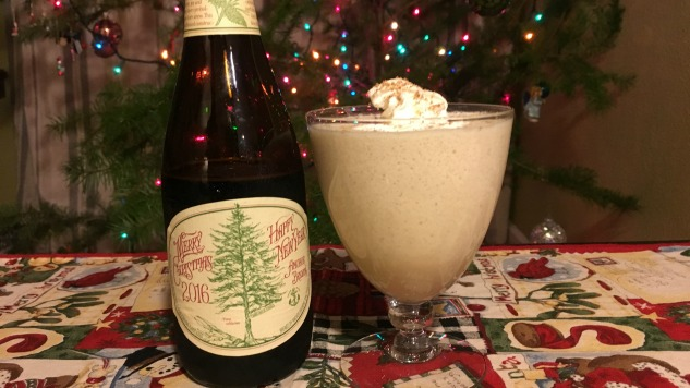 How to Make Holiday Beer Nog