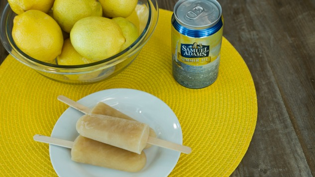 Beer in the Kitchen: How To Make Beer Popsicles
