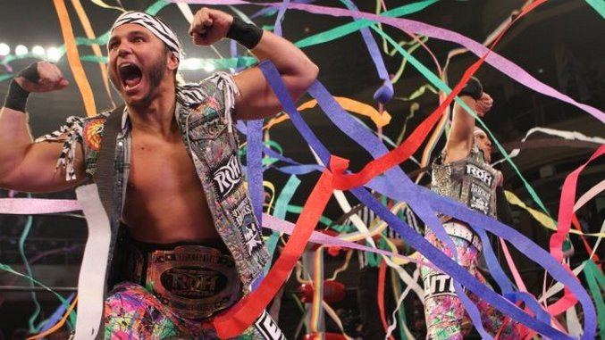 The Young Bucks' YouTube Page Is the Best Storytelling in Wrestling