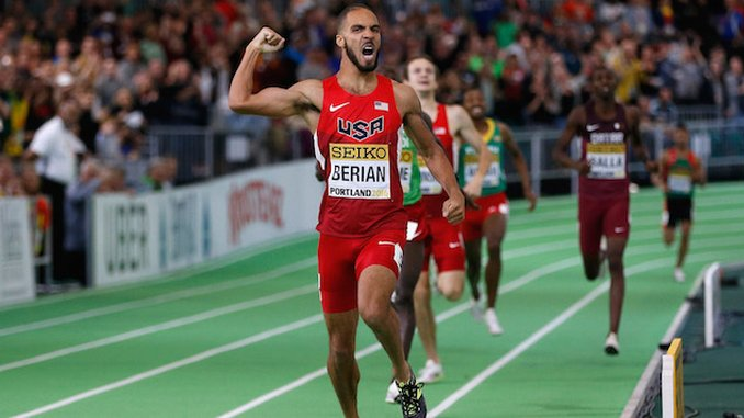 Before He Can Medal in Rio, Boris Berian Has to Get Through Nike