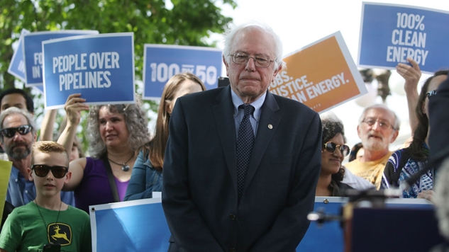 Bernie Sanders Is Forcing A Debate on Climate Change into the Democratic Mainstream