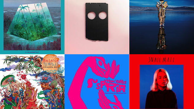 The 30 Best Album Covers of 2018 - Paste