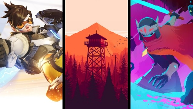 The 25 Best Videogames of 2016 (So Far)
