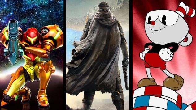 The 25 Best Videogames of 2017 (So Far)
