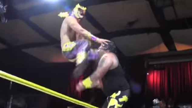 The Best Lucha Libre Matches of 2017 (So Far)