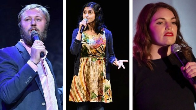 Best of What's Next: 10 of Your New Favorite Stand-Up Comedians